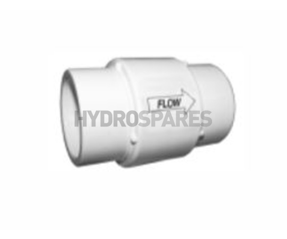 HydroQuip Check Valve 0.75""