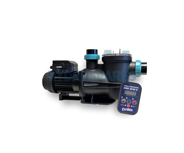 Certikin Aquaspeed APQ100ECO-V 1HP/1 Phase