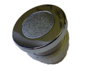 Hydrospares Air Button - Chrome 47mm Ø