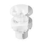 HydroAir Air Intake Control - White Min-Max Indicator