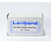 DPD No. 3 Rapid Test Tablets
