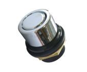 Hydrospares Air Button - Chrome Metal 40mm Ø