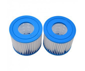 Filters for Lay Z Spa V1 (Twin Pack)