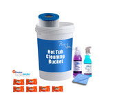 Pure-Spa Hot Tub Cleaning Bucket Kit