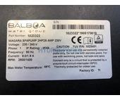 Balboa Niagara Spa Pump - 2.0HP - 2 Speed