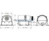 HydroAir HA7000 Series Air Blower - 22-7450