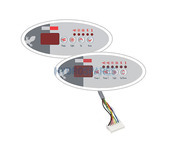 Gecko Topside Control Panel - TSC-9  (K9)