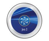 Balboa Auxiliary Topside Control Panel - AX10 (A2)