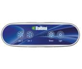 Balboa Topside Control Panel - AX40 4 Button