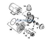 Aqua-flo Circ Master Circulation Pump - CMCP