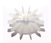 LX Spare - Motor Cooling Fan - 121mmØ