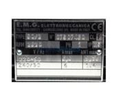 EMG Motor 48F - Single Speed - 2.0Hp