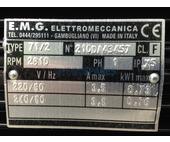 EMG Motor 48F - Single Speed - 1.0Hp