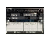 EMG Motor 56F (6.3) - Single Speed - 3.0Hp
