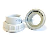 """HydroAir Pump Union 2.50"""" - BSP Threads"""