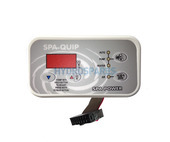 Spa-Quip TopSide Control - SP600/SP601