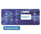 Balboa VL701S Overlay Only - 11159