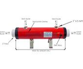 Therm Heat Exchanger 21Kw
