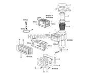 Skimmer Adaptor Kit - Liner