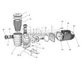 Certikin - Aquaspeed 2.0 HP/ 1 Phase