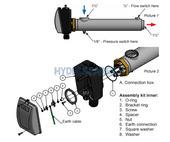 Pahlen pressure switch
