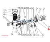 Gasket (No. 4) Pump Body Hydrostar MKIII