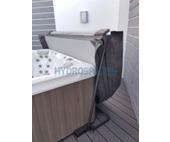Aqua Lift 2 - New Version - Hot Tub Cover Lifter