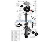 Pahlen Electric Heater - Aqua Compact - 6.0kW - Titanium Elements