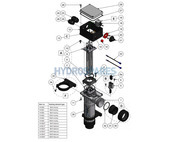 Pahlen Electric Heater - Aqua Compact - 15.0kW - Titanium Elements