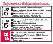 DPD Chlorine pH Kit