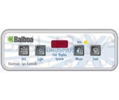 Balboa Topside Control Panel VL403 - 52345