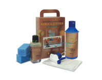 Leather Master Nubuck Protection & Cleaning Kit