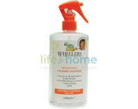 Wheelers Hard Surface Cleaner Sanitiser - 500ml