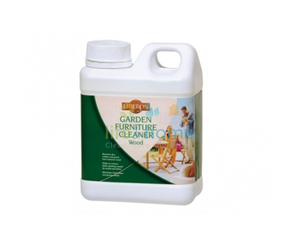 Liberon Garden Furniture Cleaner - Wood - 1Litre