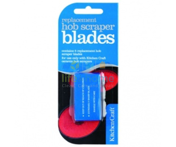 Replacement Blades for Ceramic Hob Scraper