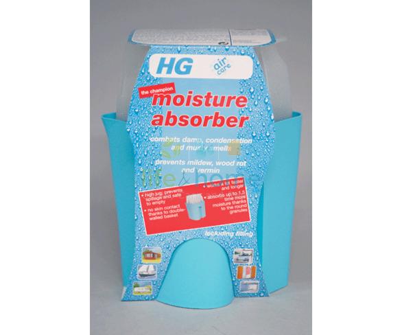 HG Moisture Absorber - Black