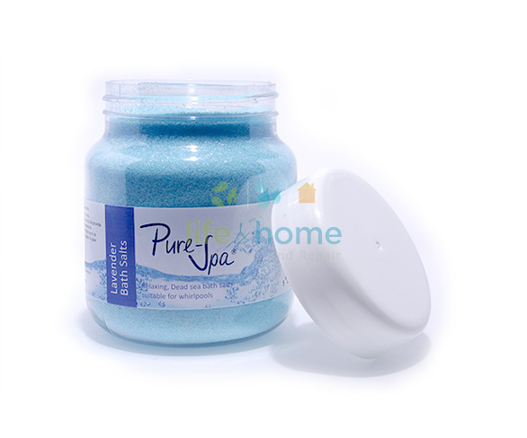 Pure-Spa Dead Sea Bath Salts 1kg