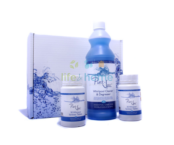 Pure-Spa Starter Whirlpool Care Kit