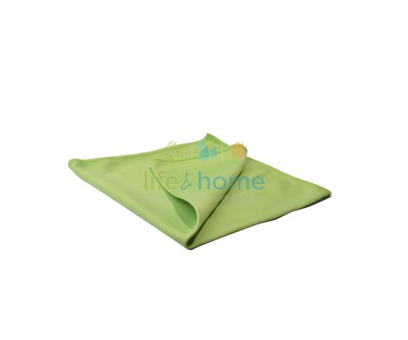 Microfibre Glass Cloth - Green - 40x40cm
