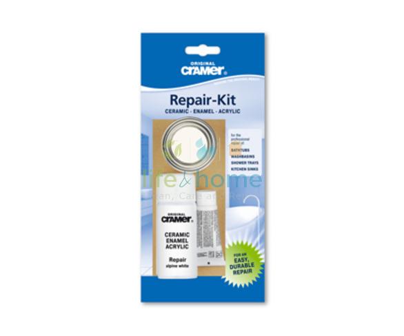 Bath Filler Repair Kit - Soft Cream 203 (Packaged)
