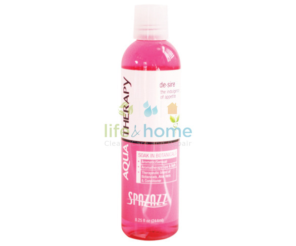 Spazazz Water Therapy Elixir - De-sire, Aromatic Sensual (244ml)