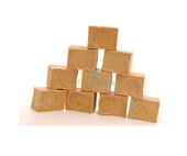 Aleppo Soap - Premium Aleppo Gold Olive Oil & 15% Laurel Soap - 10 Pack
