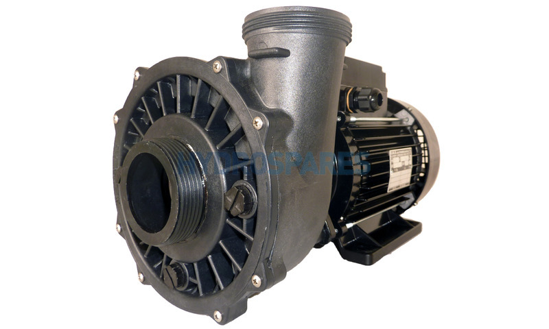 Waterway Complete Pump - Executive 56F - 2HP - 2 x2