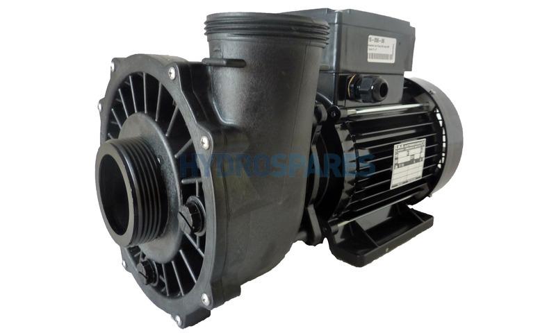 Executive Euro 56F - 3HP - 1 Speed (2 x 2)