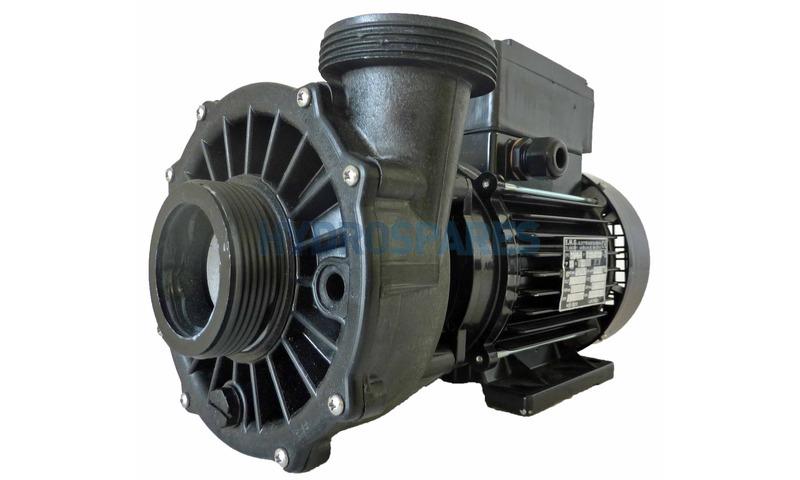 Executive Euro 48F - 2HP - 2 Speed (2.5 x 2)