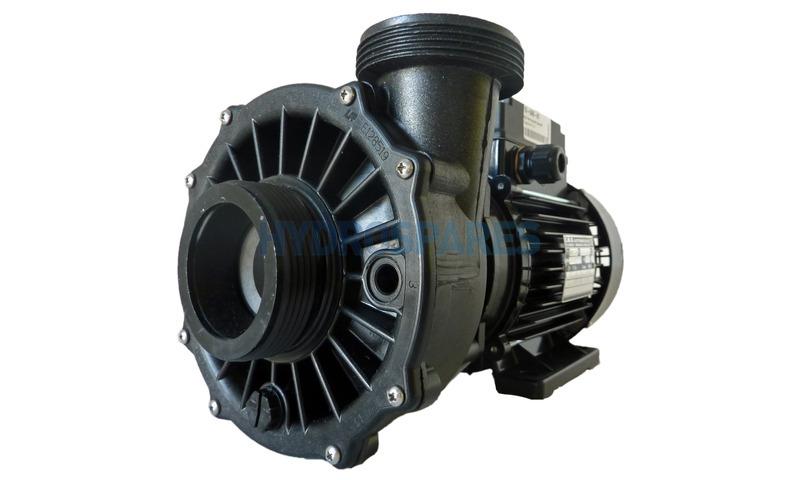Waterway Complete Pump - Hi Flo 48F - 2HP - 2 x 2