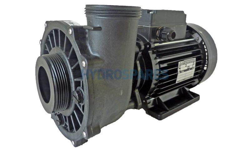 Executive Euro 48F - 2HP - 1 Speed (2.5 x 2)