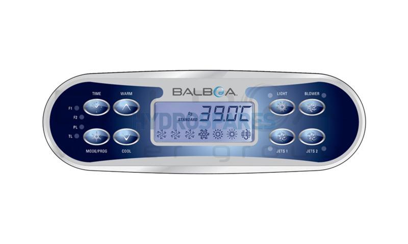 Balboa Topside Control Panel ML700 Series