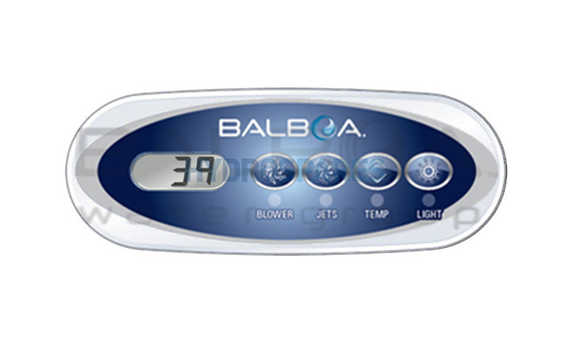 Balboa Topside Control Panel VL200