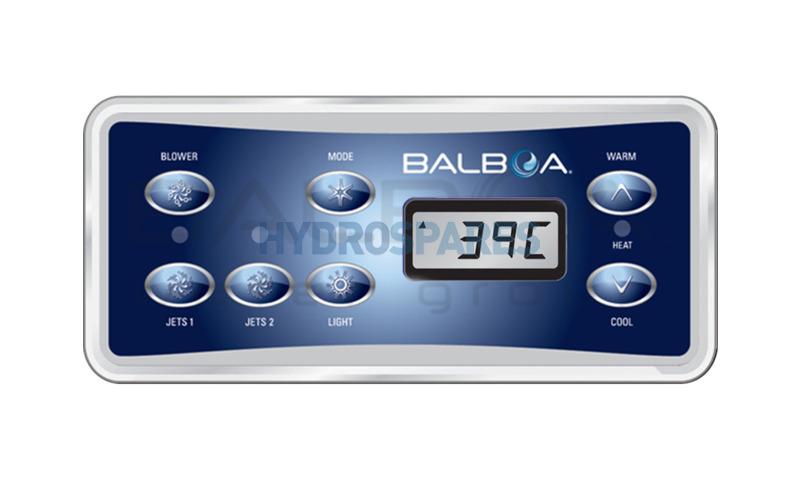 Balboa Topside Control Panel VL701S Series